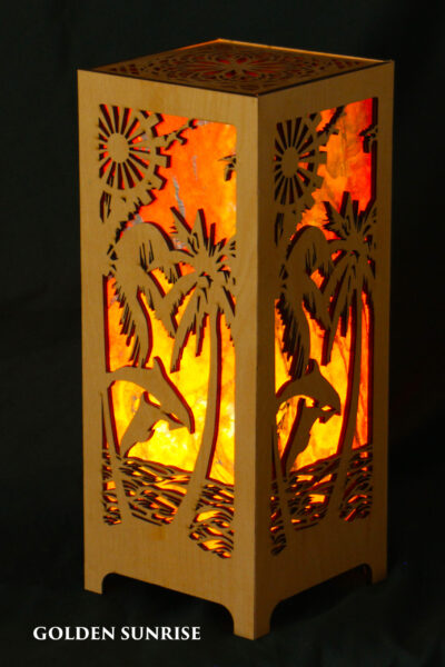 Palms Accent Lamp