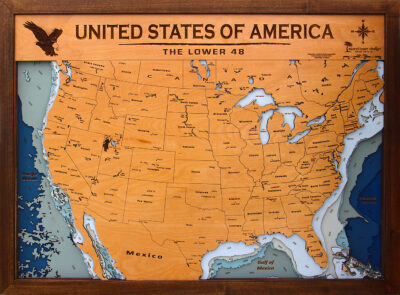 USA - Lower 48 States
