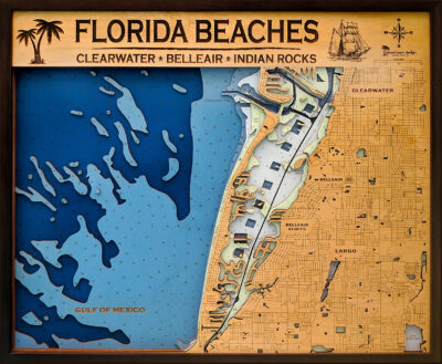 Clearwater - Belleair - Indian Rocks Beach